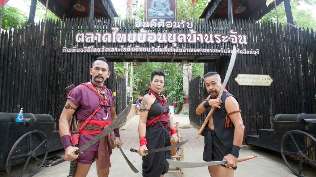 Sing Buri preserves legend of brave Thai heroes at Bang Rachan