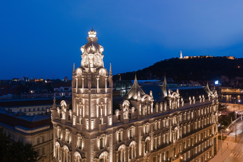 Matild Palace, a Luxury Collection Hotel, Budapest - Exterior Photo.jpg