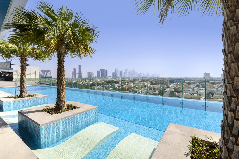 Aloft & Element Al Mina, Dubai - Infinity Pool[3].jpg