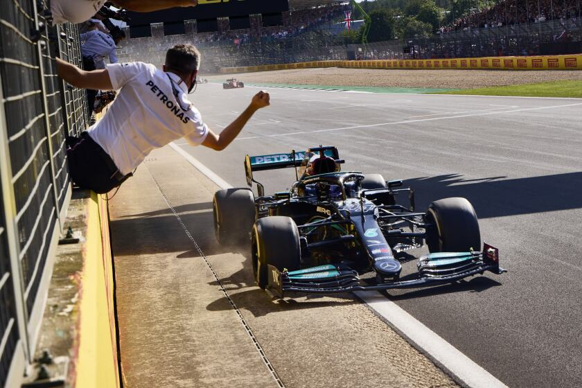 2021 British Grand Prix, Sunday - Steve Etherington